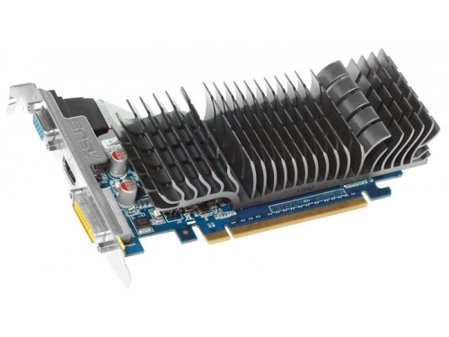 Видеокарта GeForce ASUS EN210 SILENT/DI/1GD3/V2(LP), вид 1