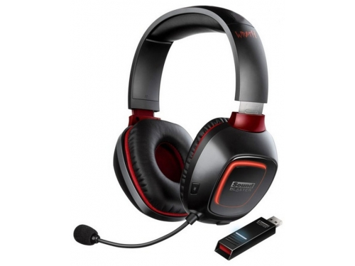 Гарнитура для пк Creative Sound Blaster Tactic3D Wrath, вид 2
