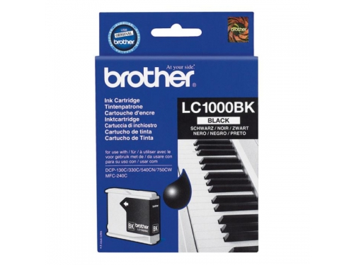 Картридж для принтера Brother LC1000BK Black, вид 2