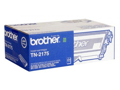 Картридж для принтера Brother TN-2175 Black, вид 2