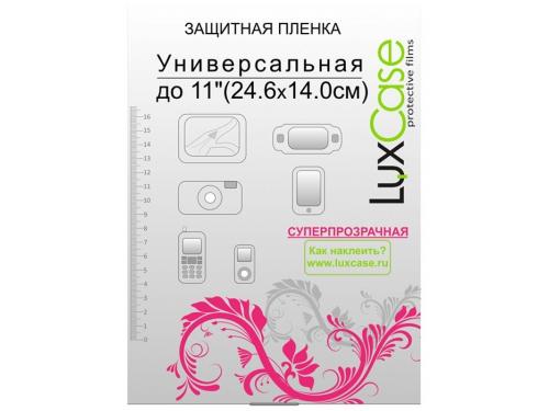 Защитная пленка для планшета LuxCase 80122 (246x140 мм), суперпрозрачная, вид 1