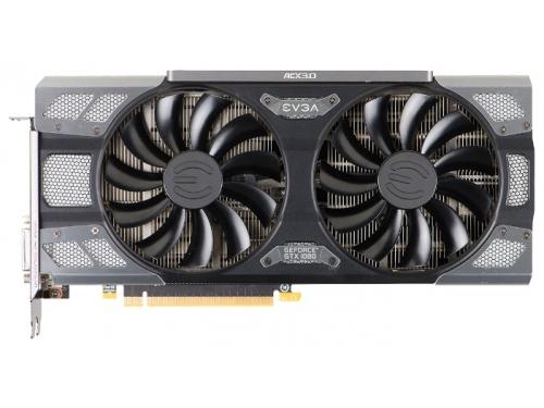 Видеокарта GeForce EVGA PCI-E NV GTX1080 8192Mb (08G-P4-6284-KR), вид 2