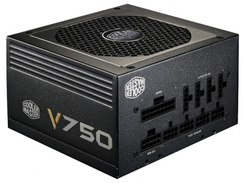 Блок питания Cooler Master V750 Modular 750W (RS750-AFBAG1), вид 2