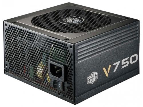Блок питания Cooler Master V750 Modular 750W (RS750-AFBAG1), вид 1