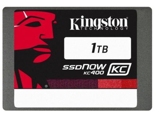 Жесткий диск Kingston 1Tb KC400 SATA3 SKC400S37/1T, вид 1