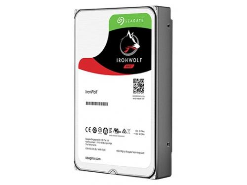 Жесткий диск Seagate SATAIII 4000Gb 5900rpm 64Mb ST4000VN008, вид 2