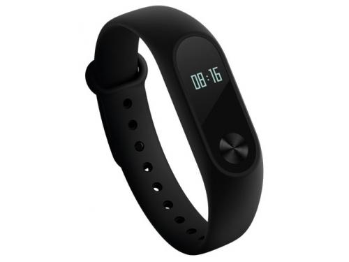 Фитнес-браслет Xiaomi Mi Band 2, черный, вид 1