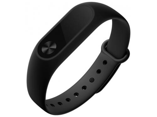 Фитнес-браслет Xiaomi Mi Band 2, черный, вид 2
