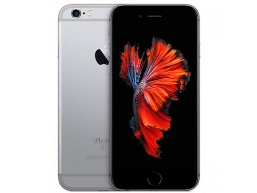 Смартфон Apple iPhone 6S 32Gb, космический серый, вид 4