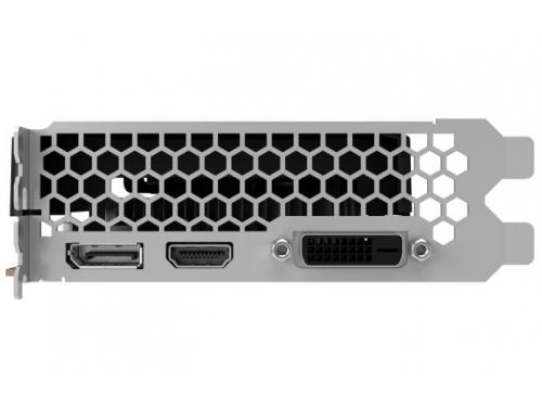 Видеокарта GeForce Palit GeForce GTX 1050 1290Mhz PCI-E 3.0 4096Mb 7000Mhz 128 bit DVI HDMI (PA-GTX1050Ti StormX 4G), вид 5