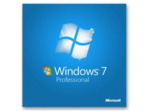 Ос windows MS Windows 7 Professional 64 bit RUS (OEM) DVD, вид 1