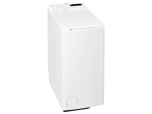 Стиральная машина Whirlpool TDLR 60810, белая, вид 1
