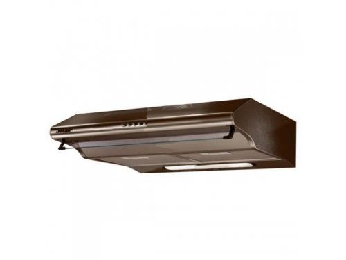 Вытяжка кухонная Jetair Sunny 1m 60 BR, коричневая, вид 1