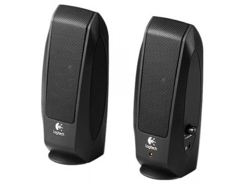 Компьютерная акустика Logitech S120 Black, вид 2