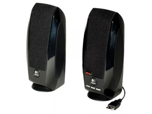 Компьютерная акустика Logitech S150 Black, вид 2