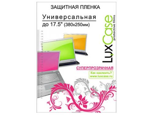 Защитная пленка для смартфона LuxCase 17,5'' Универсальная Суперпрозрачная, вид 2