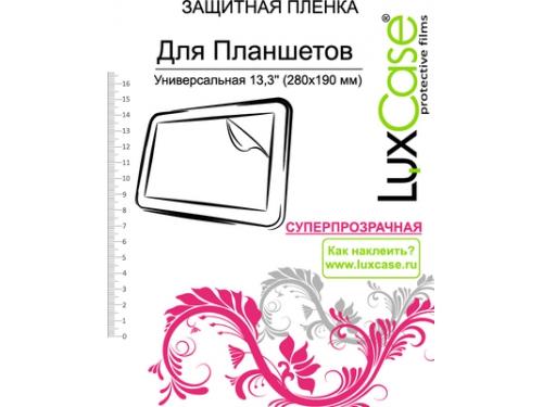 Защитная пленка для смартфона LuxCase до 13.3'' Универсальная Суперпрозрачная, вид 1