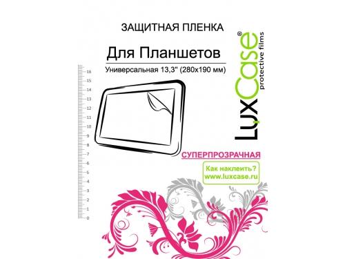Защитная пленка для смартфона LuxCase до 13.3'' Универсальная Суперпрозрачная, вид 2