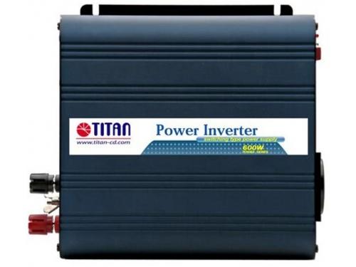Сетевой фильтр Titan 12/220V 600W + USB HW-600V6, вид 2