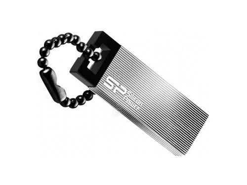 Usb-флешка Silicon Power Touch 835 USB2.0 16Gb (RTL), серая, вид 1
