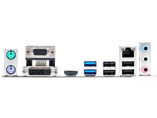 Материнская плата ASUS H110M-R/C/SI (mATX, LGA1151, Intel H110, 2x DDR4), вид 5