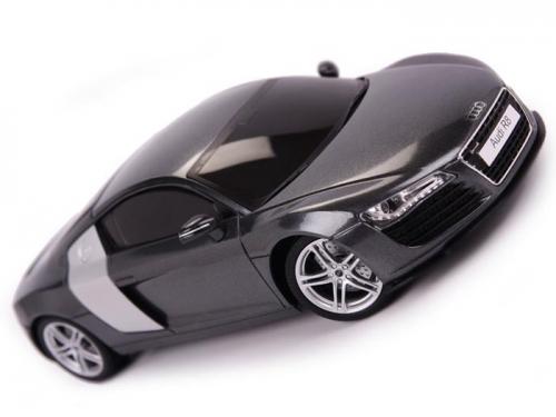 Радиоуправляемая модель MJX Audi R8 Black 1:20, вид 2
