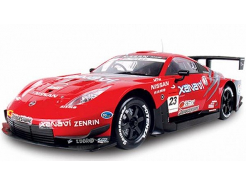 Радиоуправляемая модель MJX Nissan Fairlady Z Super GT500 (1:20) Red (id:13046), вид 1