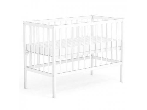 Детская кроватка Фея 101, белая, вид 1