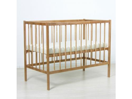 Детская кроватка Фея Кроватка 101, медовая, вид 1