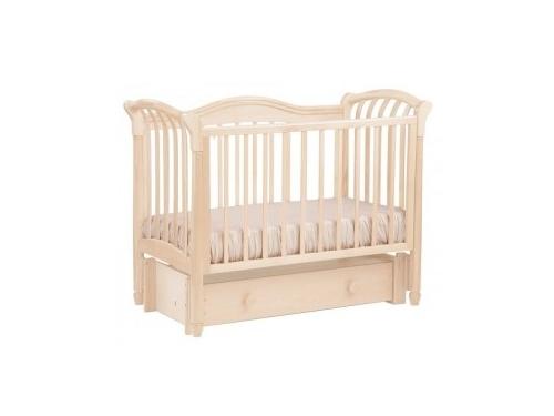 Детская кроватка Кубаньлесстрой Азалия БИ 10.3, белая, вид 4