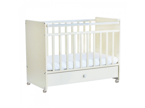 Детская кроватка Фея 700 белая, вид 1