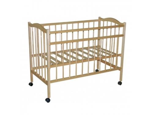 Детская кроватка Фея 203 Медовый, вид 1