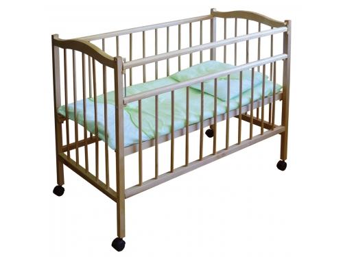 Детская кроватка Фея 203 Орех, вид 1
