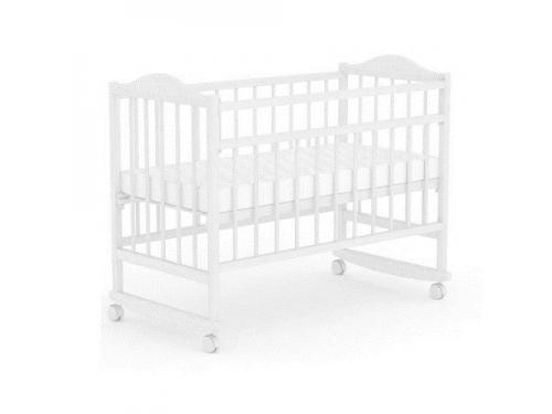 Детская кроватка Фея 204 Орех, вид 1