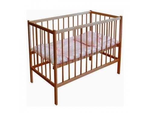 Детская кроватка Фея Кроватка 101 Орех, вид 1