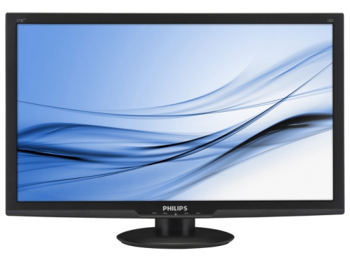 Монитор Philips 273E3LHSB(S) Black, вид 2