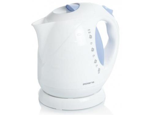 Чайник электрический Polaris PWK 2013C White/Blue PWK 2013C белый/синий