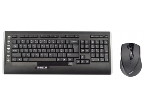 Комплект A4Tech 9300F Black USB, вид 2