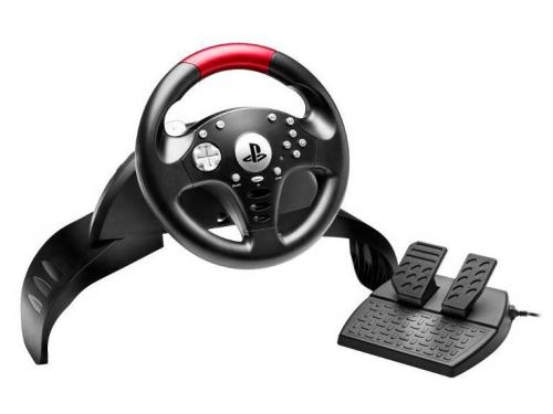 Игровое устройство ThrustMaster T60 Racing PS3 Official Sony Licence черный, вид 3