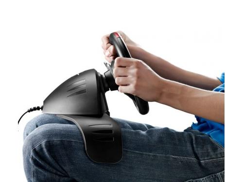 Игровое устройство ThrustMaster T60 Racing PS3 Official Sony Licence черный, вид 4