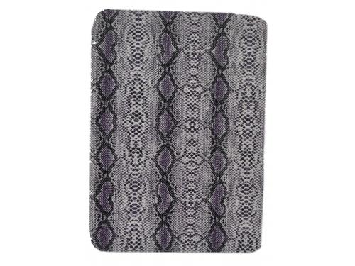 Чехол для планшета Kuchi для Galaxy Tab3 P5200 (фиолетовый змея), вид 1