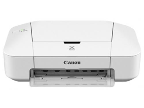 Струйный цветной принтер Canon Jet A4 Pixma iP2840  white, вид 1