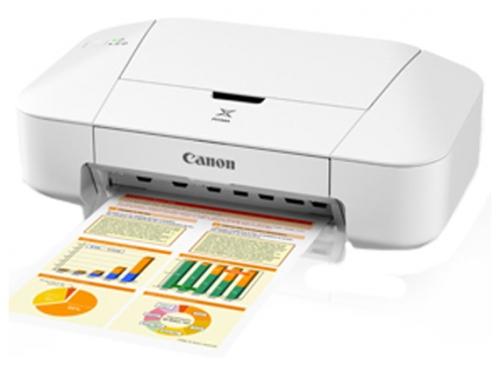 Струйный цветной принтер Canon Jet A4 Pixma iP2840  white, вид 3