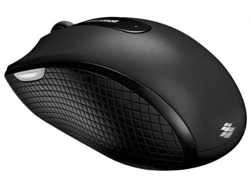 Мышка Microsoft Wireless Mobile Mouse 4000 for Business Black USB, вид 3