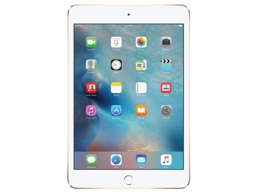 Планшет Apple iPad mini 4 Wi-Fi+Cellular 32GB Gold, вид 1