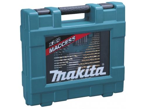 Набор инструментов Makita D-37194 (200 предметов), вид 1