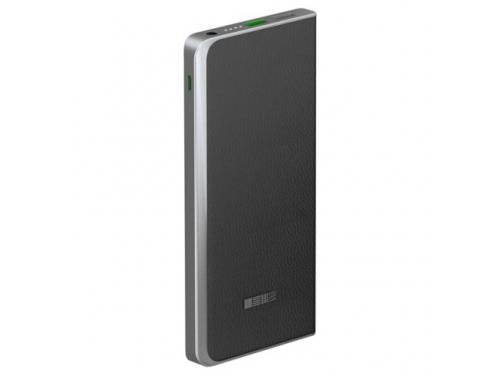 Аксессуар для телефона Внешний аккумулятор InterStep PB8000QC 8000 mAh, черный, вид 1
