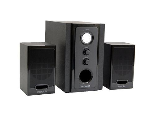 Компьютерная акустика Microlab M-528, черная, вид 1