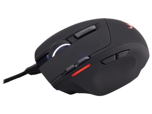 Мышь Corsair Gaming Sabre Optical RGB Gaming Mouse, черная, вид 1