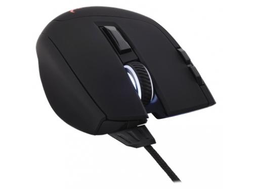 Мышь Corsair Gaming Sabre Optical RGB Gaming Mouse, черная, вид 5